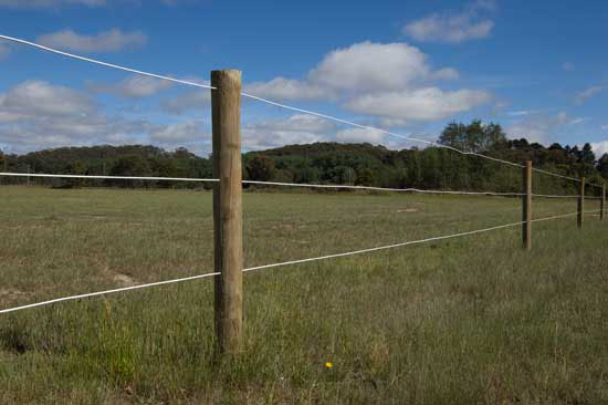 How to Make an Electric Fence How to Make an Electric Fence new picture